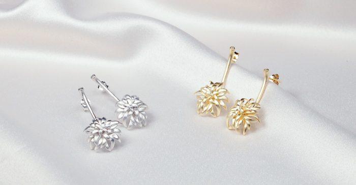 A.Brask - Dandelions - Earring