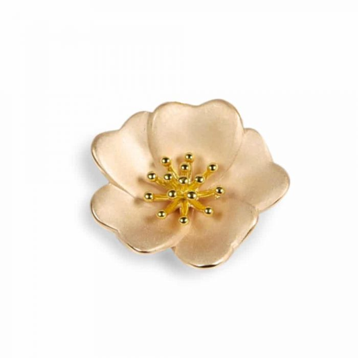 A.Brask - Wild rose pendant - Earring