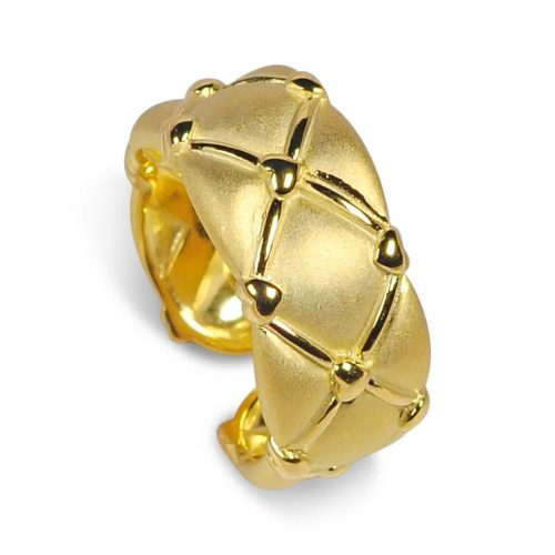 A.Brask - Heart pillow ring - Jewelry