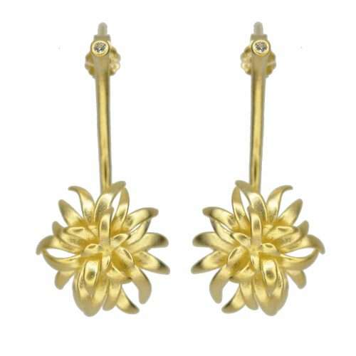 A.Brask - Dandelion earrings - Earring