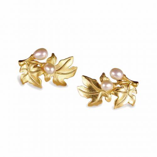 A.Brask - Flowering maple earrings - Earring