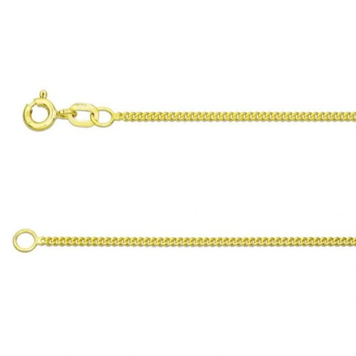A.Brask - Armor chain - gold-plated chain