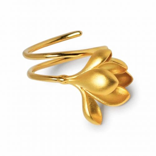 A.Brash - Crocus adjustable ring - Ring